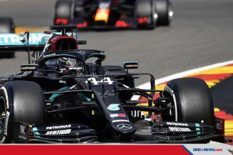 F1 GP Emilia Romagna: Hamilton Menang, Mercedes Juara Konstruktor