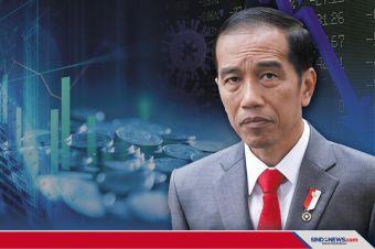 Jokowi: Pertumbuhan Ekonomi Kuartal III Masih Minus