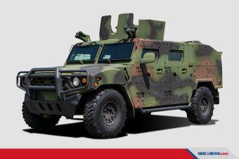 Mesin Perang Futuristik Korea Selatan Ciptaan KIA Motors