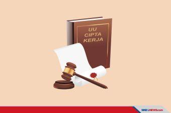 Presiden Jokowi Resmi Teken Undang-undang Cipta Kerja