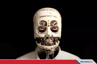 Gaze, Robot yang Bisa Berkedip Seperti Manusia Buatan Disney