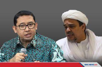 Fadli Zon: Ada Ketidakadilan Sikap Pemerintah Soal Habib Rizieq
