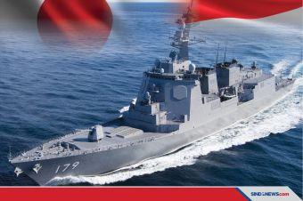 Indonesia-Jepang Jajaki Pengadaan Destroyer, Ada Banyak Pilihan!