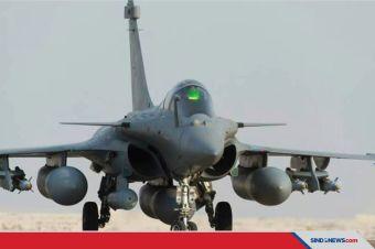 Takut Dirudal Iran, Tiga Rafale Terbang Non Stop Prancis - India