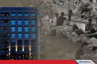 Sejumlah Hotel Disiapkan Untuk Tampung Warga Terdampak Banjir