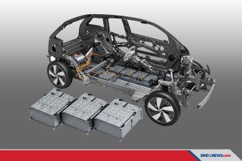 Indonesia Bisa Menjadi Produsen Baterai Mobil Listrik Terbesar