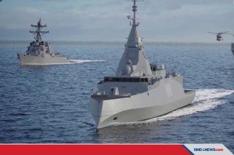 Akankah Frigat 30DX Jepang Jadi Destroyer Masa Depan Indonesia?