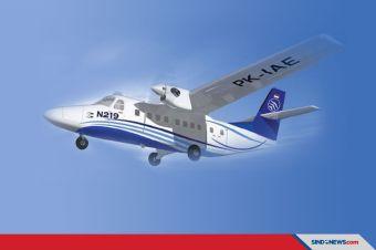 PT Dirgantara Indonesia Bakal produksi Massal Pesawat N219