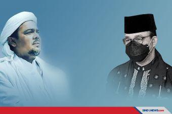 Anies dan Habib Rizieq Melakukan Pertemuan di Petamburan