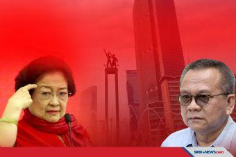 Megawati Kritik Jakarta Kota Amburadul, ini Respon M Taufik