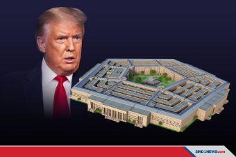 Trump Pecat Bos Pentagon, Persiapan Kudeta Militer?