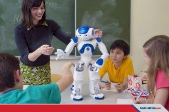 Anak Bisa Belajar Bahasa Lebih Efektif dengan Bantuan Robot Nao