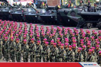 Melacak Jejak Sejarah Perjalanan Perjuangan Korps Marinir
