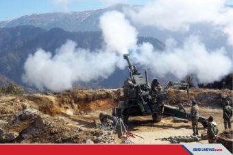 Bentrokan Senjata Pasukan India-Pakistan Terjadi di Kashmir