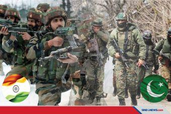 Perang Pecah, Fakta Kekuatan Militer India dan Pakistan