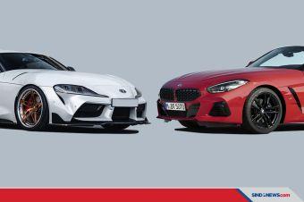 BMW Ingin Perkuat Aliansi dengan Toyota Hingga Satu Dekade Kedepan