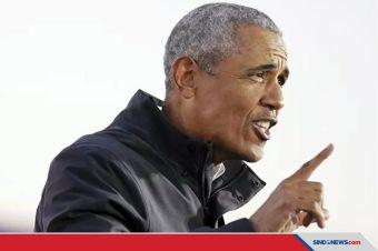 Obama: Cuma Diktator yang Lakukan Apa Saja demi Berkuasa