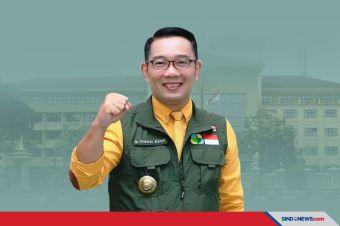 Gubernur Jawa Barat Ridwan Kamil Dipanggil ke Mabes Polri