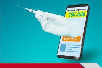 Vaksin Covid-19 Bakal Dijual Online, yang Gratis Lewat Aplikasi