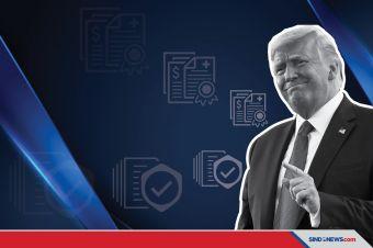 Trump Kembali Mengeluarkan Kebijakan Kontroversial