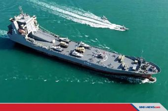 Abdollah Roudaki, Kapal Perang Baru Iran untuk Pecundangi AS