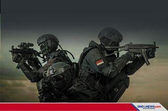 Pasukan Elite Koopssus TNI Bertugas Atasi Masalah Genting