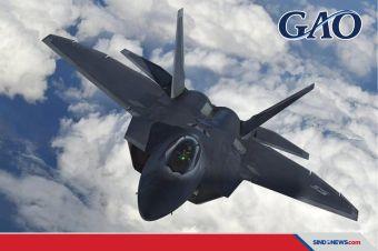F-18 Super Hornet dan F-22 Raptor AS Gagal Memenuhi Target Misi