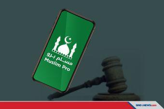 Dituduh Jual Data ke Militer AS, MuslimPro Digugat Para Pengguna