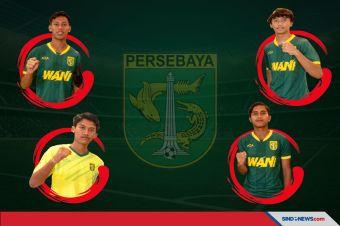 4 pemain muda Persebaya Surabaya Timba Ilmu Sepak Bola di Inggris