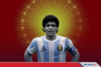 Mengenal Iglesia Maradoniana, Agama untuk Puja Maradona