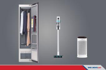 Bersihkan Rumah dengan Dry Cleaning dan Penyedot Debu Portable