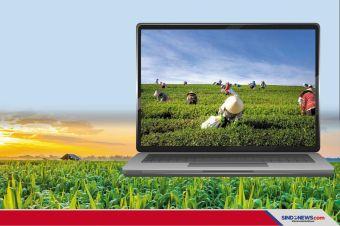 Sekolah Pertanian Berbasis Digital Dibangun Pemerintah Tahun Depan