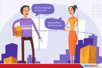 Bisnis Online Dapat Bantu Ekonomi Rumah Tangga