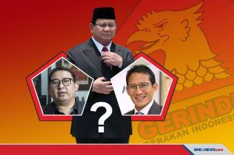 Fadli Zon dan Sandi Cocok Jadi Menteri KKP, Prabowo Pilih Siapa?