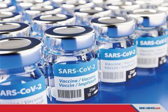 Pertama, Inggris Pekan Depan akan Gunakan Vaksin Covid Pfizer