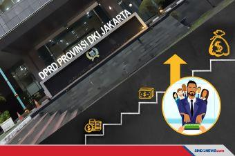 Kenaikan Gaji Fantastis DPRD DKI Disindir Warganet Ramai-Ramai