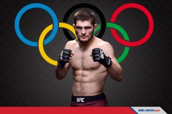 Khabib Nurmagomedov Ingin Bawa Olahraga MMA ke Olimpiade