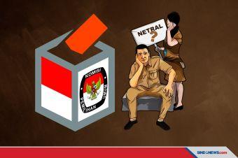 Sulit Netral, Sejarah ASN Didesain sebagai Mesin Politik Pemilu