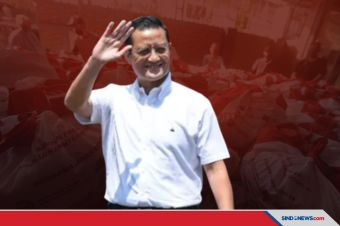Menteri Sosial Juliari P Batubara Tersangka Suap Bansos
