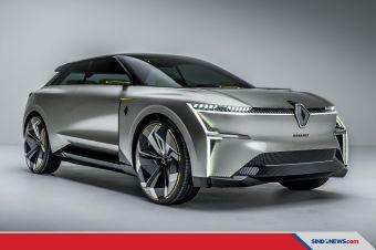 Morphoz, Mobil Konsep Terbaik Tahun 2020 yang Bisa Berubah Bentuk