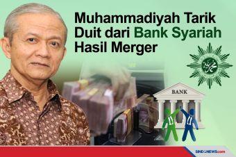 Alasan Muhammadiyah Tarik Duit dari Bank Syariah Hasil Merger