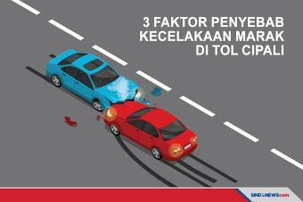 Tiga Faktor Penyebab Kecelakaan Marak di Tol Cipali Menurut Pakar