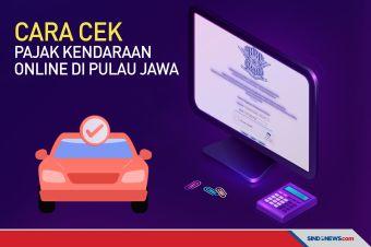 Cara Cek Pajak Kendaraan Online di Pulau Jawa