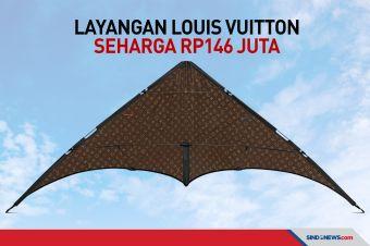 Monogram Kite, Layangan Louis Vuitton Seharga Rp146 Juta