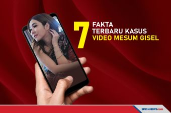 7 Fakta Terbaru dari Kasus Video Mesum Gisel dan MYD