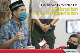 Dibubarkan Pemerintah FPI Deklarasikan Front Persatuan Islam