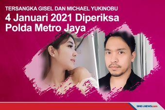 Gisel dan Michael Yukinobu akan diperiksa 4 Januari 2021