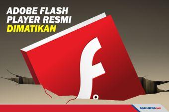 Segera Uninstall, Adobe Flash Player Resmi Dimatikan