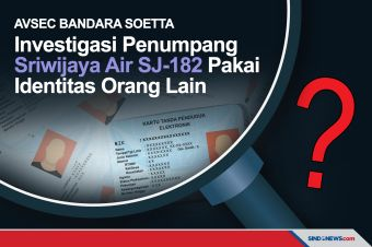 Pakai Identitas Orang Lain, Avsec Bandara Soetta Investigasi