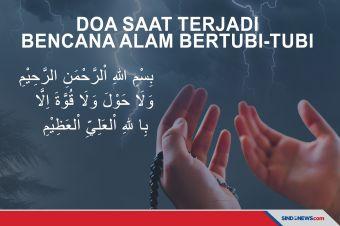 Doa Ketika Terjadi Bencana Alam dan Musibah
